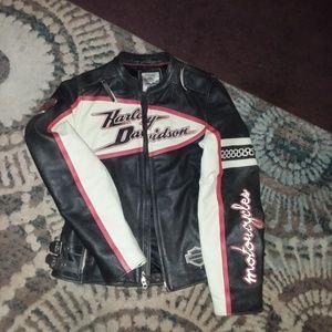 Authentic harley davidson leather jacket